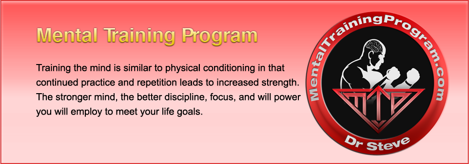 Mental Training Program Optimize your potential and achieve peak ...