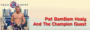 "Pat ""BamBam"" Healy And The Champion Quest"