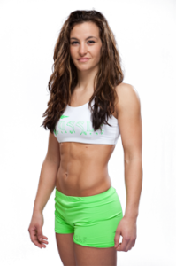 Miesha Tate 2011 StrikeForce WMMA Champion