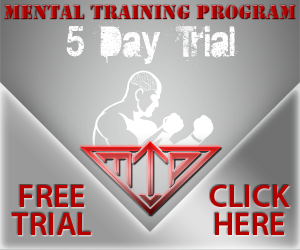 5 Day Trial Banner Mental Training Vs. Mental Toughness