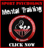 SPORT PSYCHOLOGY Mental Training