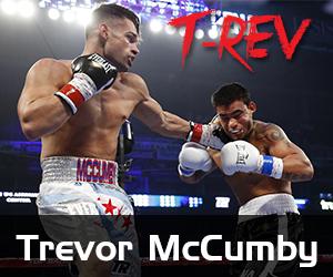 Trevor 'T-REV' McCumby