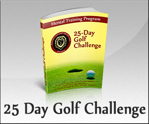 25 Day Golf Challenge