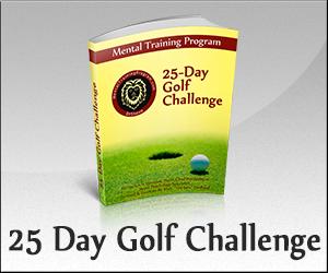 25 Day Golf Challenge
