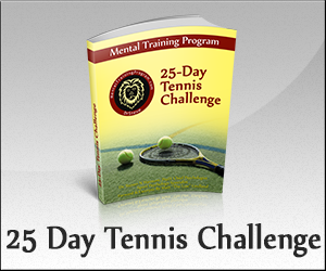 25 Day Tennis Challenge
