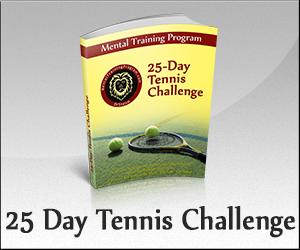 25 Day Tennis Challenge